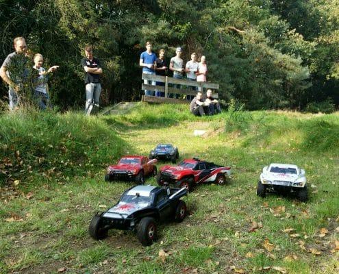 RC racen: een superleuke groepsactiviteit