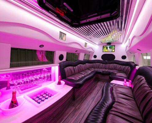 Hummer Limousine Splendeur