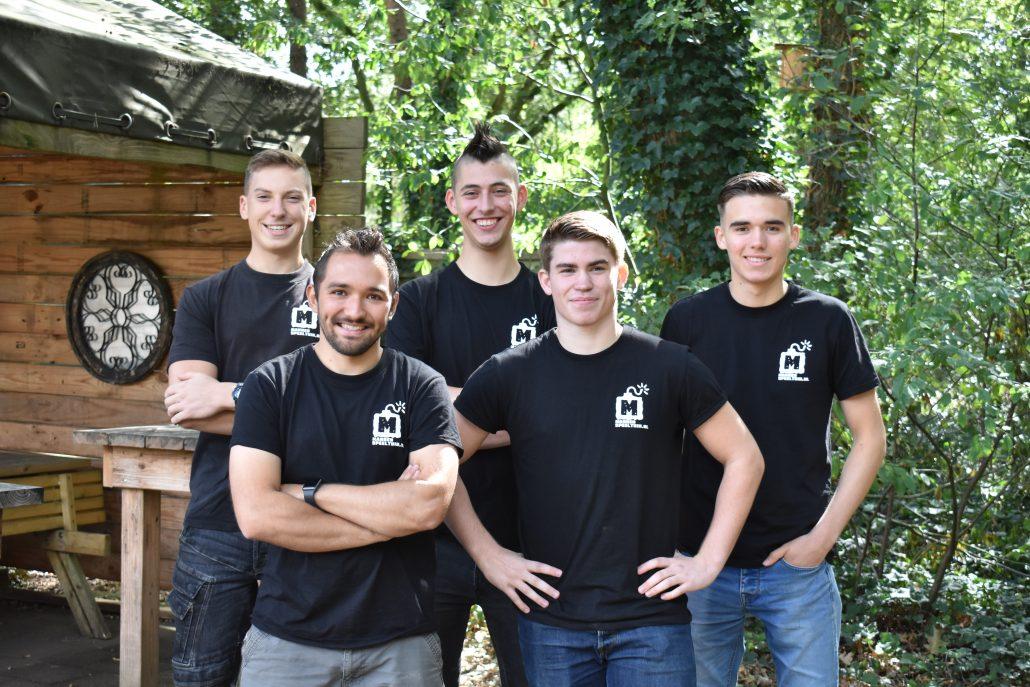 Team Mannenspeeltuin